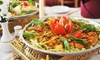 Jewel in the Crown - Swindon: Three-Course Indian Meal with Rice or Naan and a Side Dish for Two or Four at Jewel in the Crown (Up to 63% Off)