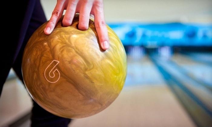Strike 10 Lanes - Mill Basin: $10 Worth of Bowling