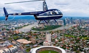 V² Helicopters: Introductory Helicopter Flight ($249) or Starter Pilot Course ($647) at V² Helicopters, Archerfield (Up to $1,295 Value)