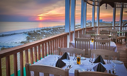 $79 for $120 Food and Drink at Beach Walk at Henderson Park Inn
