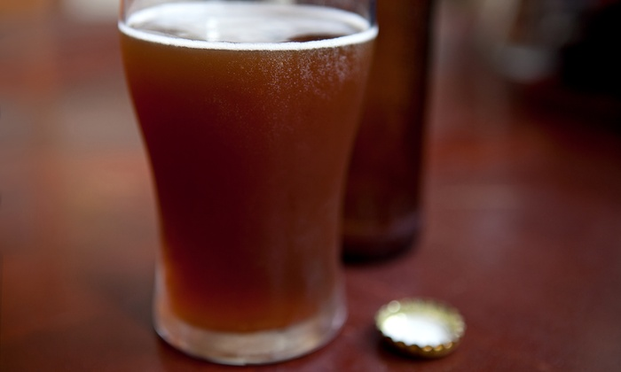 """The Station U-Brew - Puyallup: Happy Hour From 4pm-6pm """"Groupon Exclusive"""" at The Station U-Brew"""