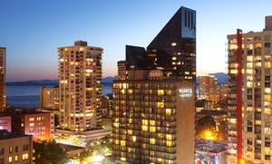 Stay With Parking At Warwick Seattle Hotel In Seattle. Dates Into January.