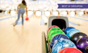 M & D's Theme Park - Glasgow: Bowling and Adventure Golf for Four or Six at M&D's Theme Park (51% Off)