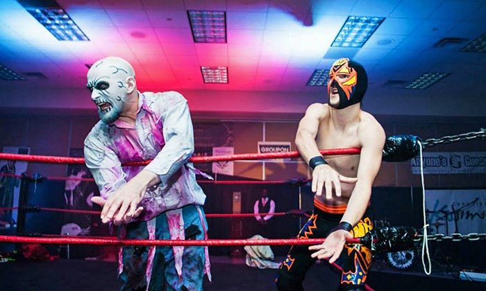 Manor Professional Wrestling Dinner Theater - Osceola Heritage Park: Manor Professional Wrestling Dinner Theater at Osceola Heritage Park (Up to Half Off). Three Dates Available.