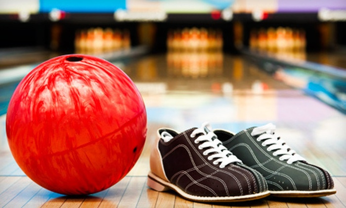 TechCity Bowl - Bridle Trails: $16 for One Hour of Bowling for Two with Shoe Rentals at TechCity Bowl in Kirkland (Up to $34 Value)