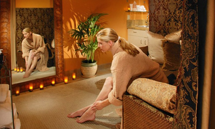Spa Gregorie's - North City: $45 for $90 Worth of Spa Services at Spa Gregorie's
