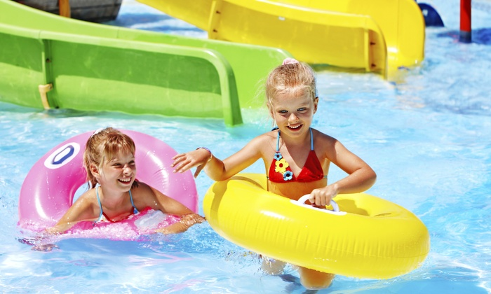Atlantis Waterslides - Atlantis Waterslides: Two-Individual or Family All-Day Visit to Atlantis Waterslides (Up to 40% Off)