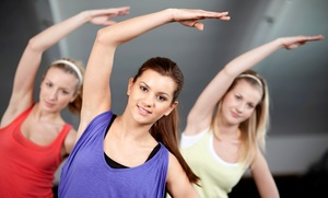 Fresh Body Rock Fitness: Five Fitness Classes at Fresh Body Rock Fitness (75% Off)