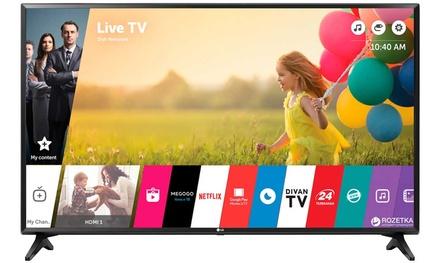 LG 49 '' Full HD Smart (envío gratuito)