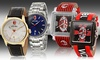 A.C. Milan Men's Franchise Logo Watches: A.C. Milan Men's Franchise Logo Watches. Multiple Styles and Colors Available from $19.99 to $24.99. Free Returns.