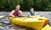 Discover Kayak - Lake Arlington: Kayak Rental, Lesson, or Tour at Discover Kayak (Up to 51% Off). Five Options Available.