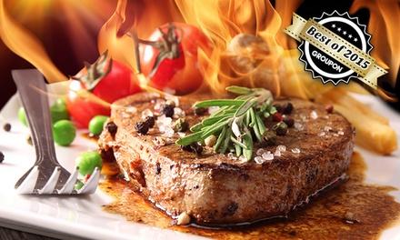 4-Gänge-Rinderfilet-Menü für Zwei oder Vier in der Trattoria Etna Da Carmelo ab 44,90 € (bis zu 55% sparen*)