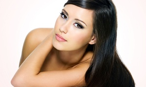Shannon at Sola Salon: $65 for Keratin Hair Smoothing Treatment from Shannon at Sola Salon ($250 Value)