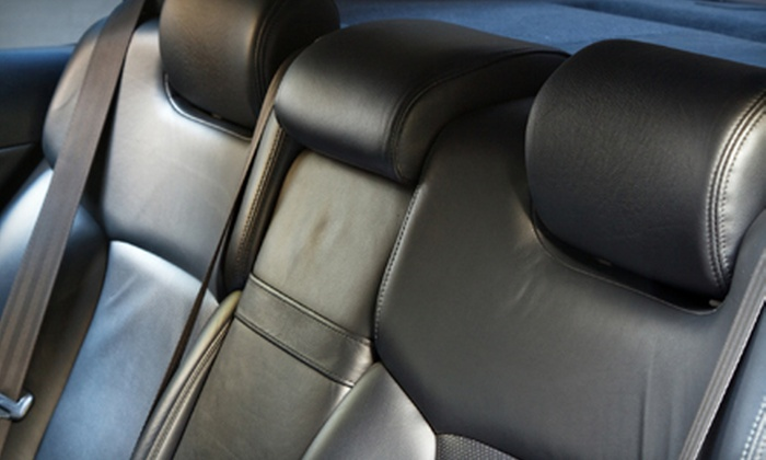 DugDug's Mobile Detailing - Wichita: $99 for Deluxe Interior and Exterior Mobile Detailing for Car or Small Truck from DugDug's Mobile Detailing ($200 Value)