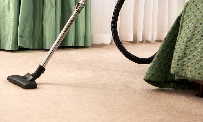 All Natural Cleaning Services - Corona: Carpet Cleaning for Three or Five Rooms, or Tile and Grout Cleaning from All Natural Cleaning Services (Up to 64% Off)