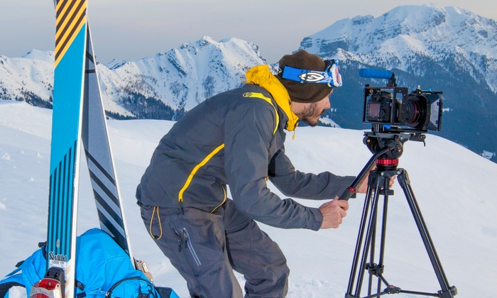 Coral Climb - Los Angeles: Eight Hours of Videography Services with Editing Package from Coral Climb (45% Off)