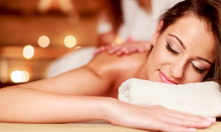 Choice of Two or Three Pamper Package Treatments at The Bali Room, Bramhall (Up to 72% Off)