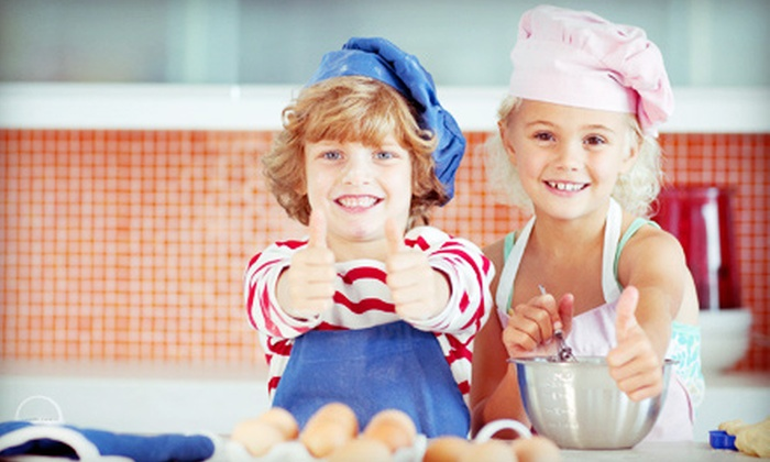 Schnucks Kids Camp - Chesterfield: Morning or Afternoon Children's Cooking Class at Schnucks Kids Camp (Up to 37% Off)
