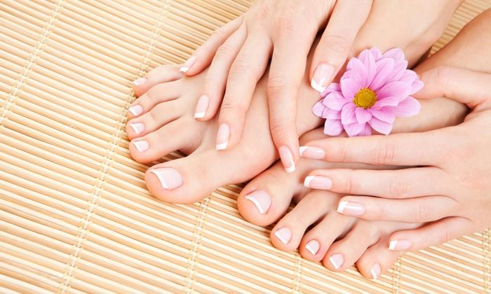 Euqinom's Dream Nails - Gastonia: Five Spa Manicures and Pedicures from Euqinom's Dream Nails (56% Off)