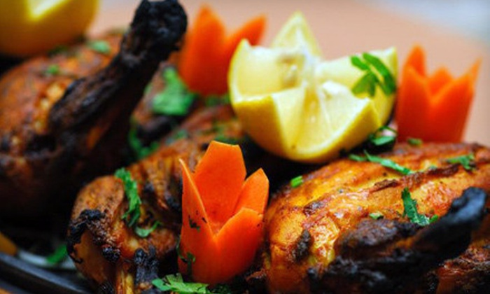 The Indian Harvest - Naperville: $20 for $40 Worth of Indian Cuisine at The Indian Harvest