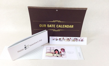 Custom Love Coupon Book with Calendar and Stickers - Free Shipping 2ceb316f-31d9-4a06-9ec4-a5ec0af23300