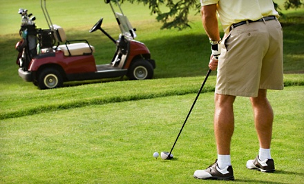 18-Hole Round of Golf with Cart for One (a $44 value) - The Falls Resort & Golf Club in Falls of Rough