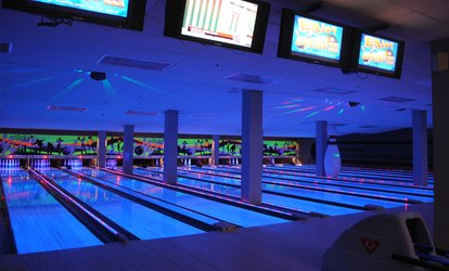 One or Two Hours of <strong>Bowling</strong> for Four or Six at Tivoli Bowl (Up to 52% Off)