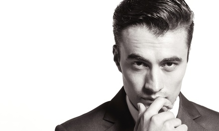 One Signature Men's Haircut at State Street Barbers (Up to 50% Off). Two Options Available.