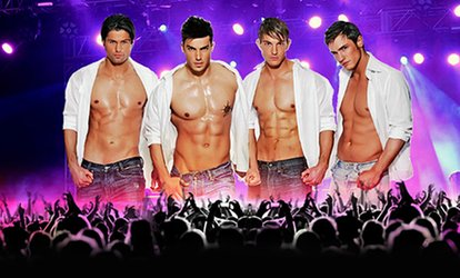 """Girls Night Out: The Show"" – Up to 47% Off Male Revue"