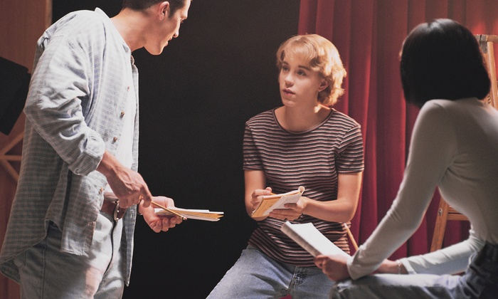 Bay Area Acting Studio - Stage Werx Theater: $75 for a Four-Week Acting for Non-Actors Class at Bay Area Acting Studio ($275 Value)