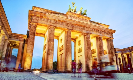✈ Berlin: 24 Nights with Return Flights and Optional Tour