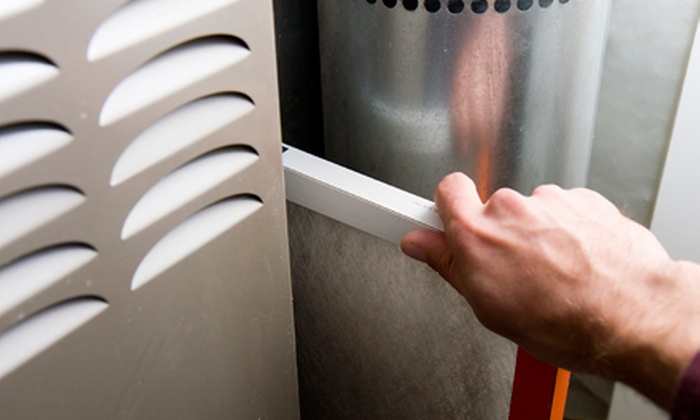 Comfort Control Systems - Tobaccoville: Furnace Tune-Up or Installation of High-Efficiency Air-Cleaning System from Comfort Control Systems (Up to 73% Off)