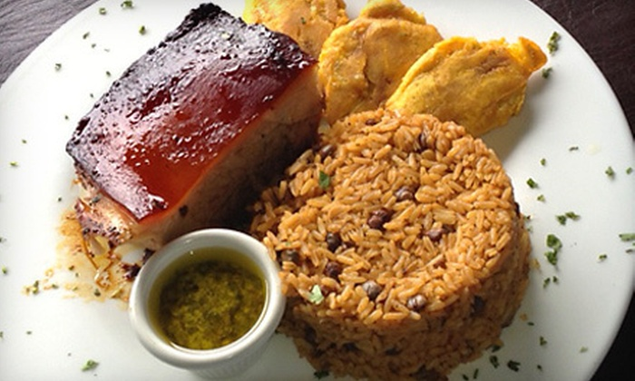 Old San Juan - Botany Section: $30 Worth of Puerto Rican Food