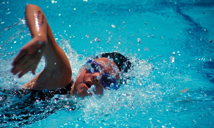 Aquatic Works - Los Angeles: Private Swim Lesson from Aquatic Works (65% Off)