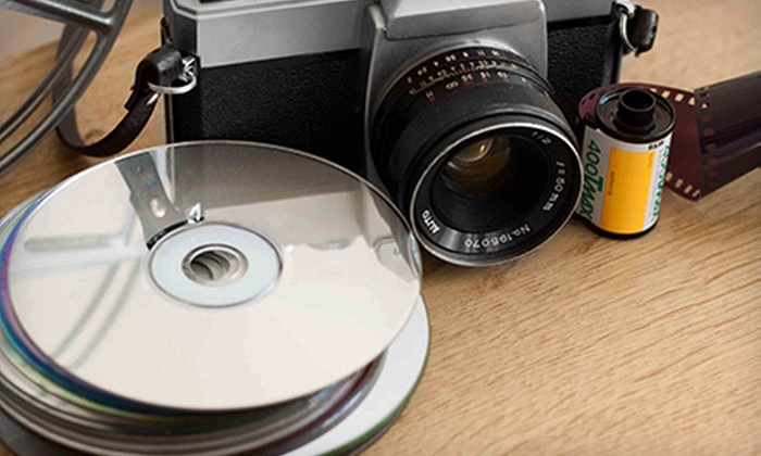 Forever Photos and Files - Denver: Photo or Video Digitization from Forever Photos and Files (Up to 61% Off). Three Options Available.