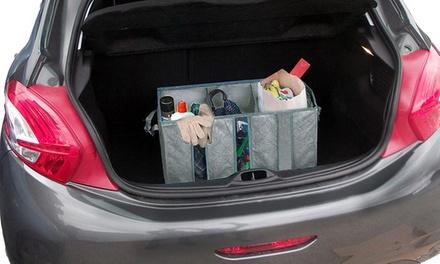 Box organizer per auto