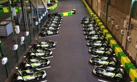 1 ou 2 sessions de karting pour 1 personne dès 13,50 € chez RMT Karting