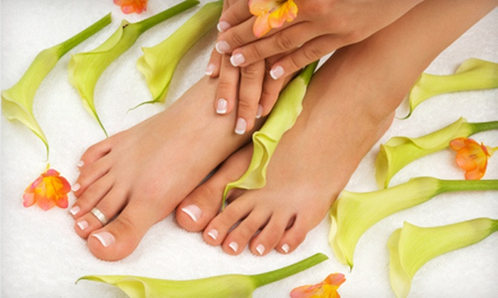 X-Treme Styles Salon - Clinton: $25 for a Basic Manicure with Spa Pedicure, or Two Shellac Manicures at X-Treme Styles Salon in Clinton (Up to $52 Value)