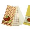 Set of 3 Pumpkin Theme 100% Cotton Kitchen Towels