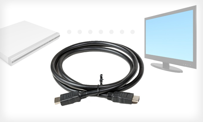 T-Rex Digital HDMI Cables: T-Rex Digital 6- or 12-Foot High-Speed HDMI Cables (90% Off). Free Returns.