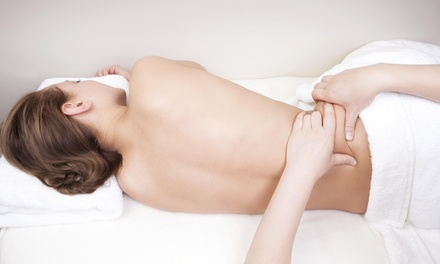 60-Minute Therapeutic Massage from 823 Wellness (50% Off)