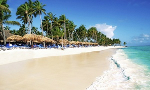 Natura Park Beach Stay with Airfare from Travel by Jen: ✈ 5-Night Natura Park Beach Stay w/ Air, Taxes & Hotel Fees. Price per Person Based on Double Occupancy.