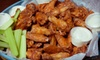 TKs American - Danbury: Lunch or a Monday Night Football Meal for Two or Four at T.K.'s American Cafe (Up to 53% Off)