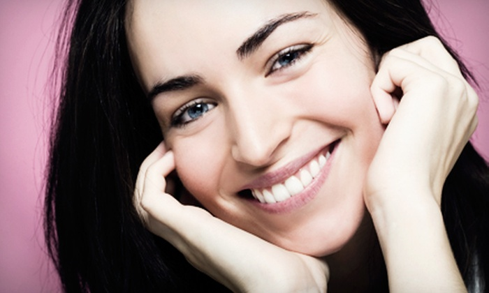 Family & Cosmetic Dental Group - Multiple Locations: Dental Checkup, In-Office Teeth Whitening, or Both, at Family & Cosmetic Dental Group (Up to 91% Off)