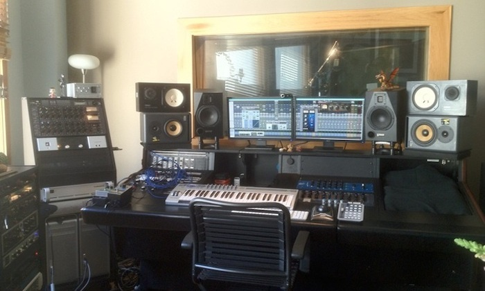 Vrtcl Entertainment - Midtown South Central: $250 for $500 Worth of Recording-Studio Rental — VRTCL Entertainment