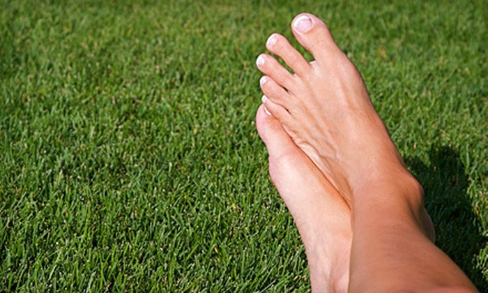 Midwest Podiatry Centers - Northwest Richfield: $199 for a Laser Toenail Fungus Treatment for Both Feet at Midwest Podiatry Centers ($433 Value)