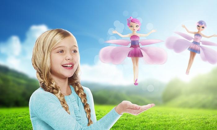 Flutterbye Fairy Flower Or Ocean Fairy Groupon