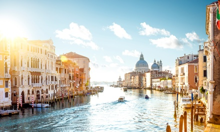 ✈ Venice: 2 to 5 Nights with Breakfast, Return Flights and Option for Tour at Choice of Hotels*