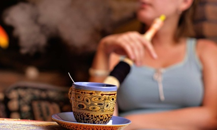 Up to 50% Off Mediterranean Food and Hookah