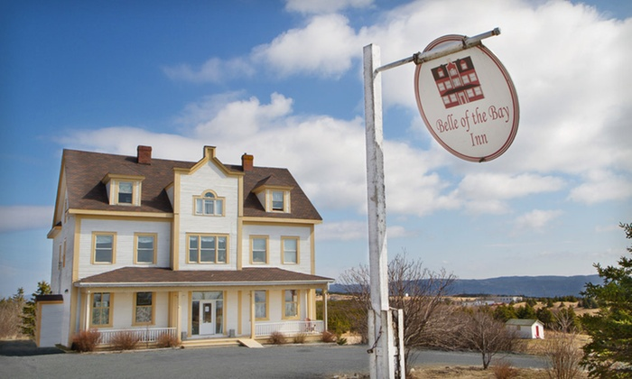 Belle Of The Bay Inn - Bell Island: One- or Two-Night Stay at Belle of the Bay Inn in Bell Island, Newfoundland